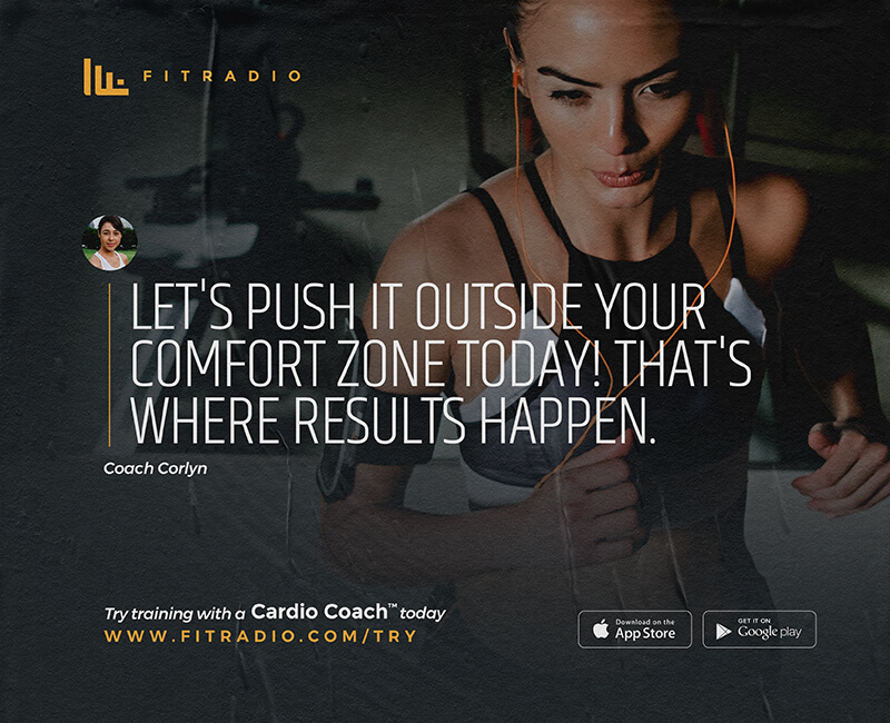 Fit Radio Motivation
