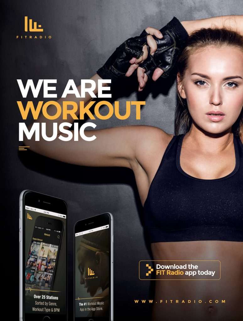 Fit Radio Ad 1