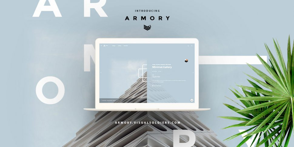 Introducing Armory by Visual Soldiers