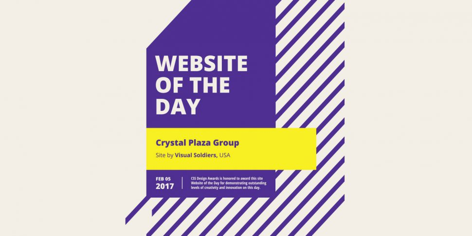 Website of the Day Award
