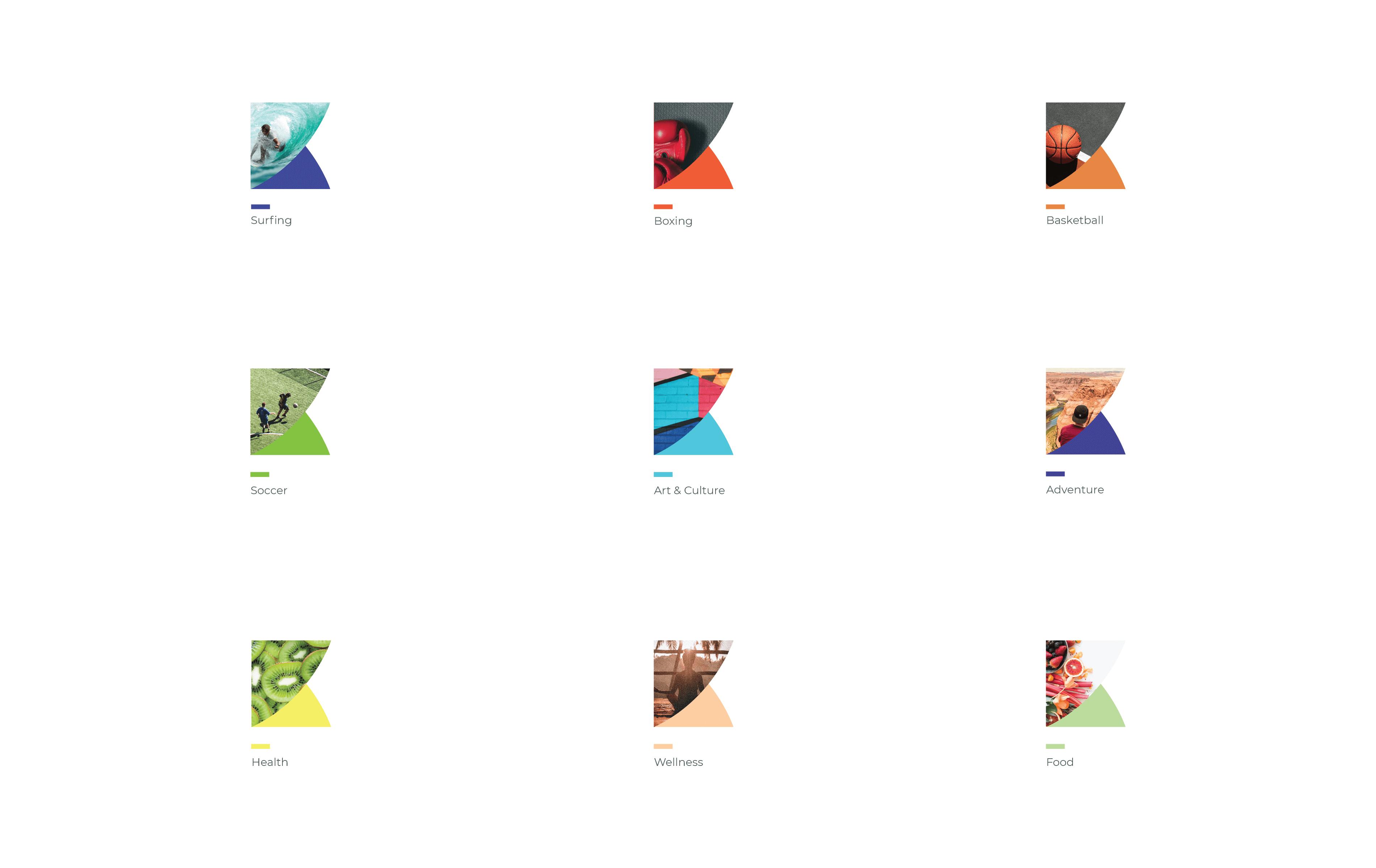 Kezandu Dynamic Color Palette