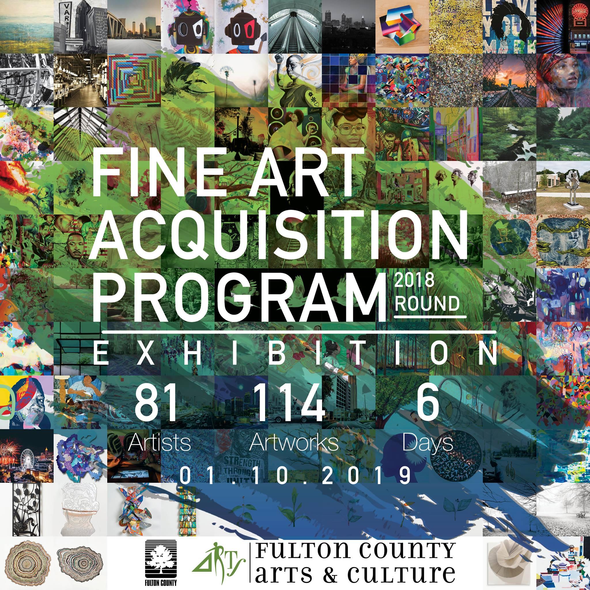 Fine Art Acquisition Program Atlanta 2019