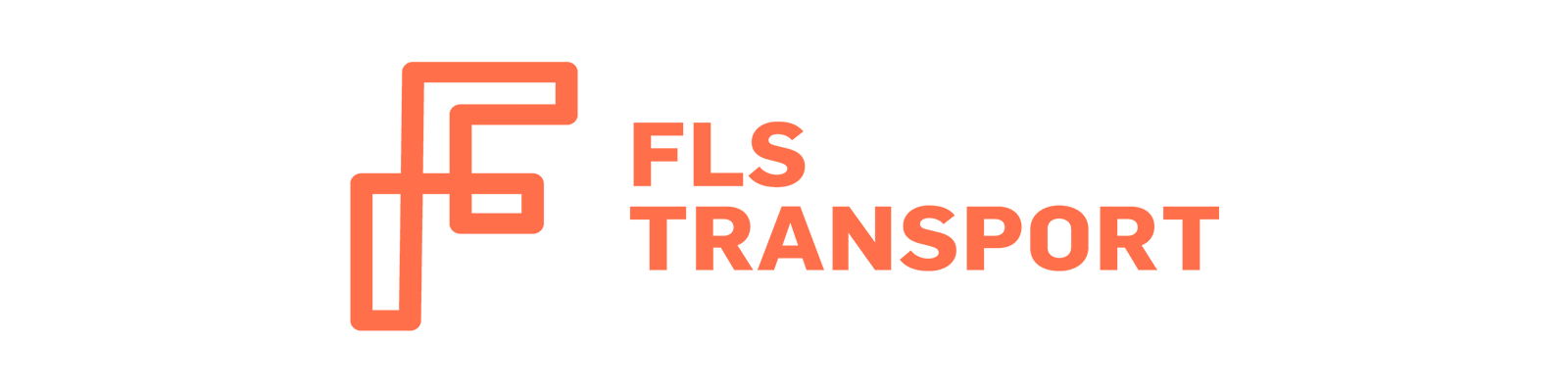 FLS Transportation Logo Design