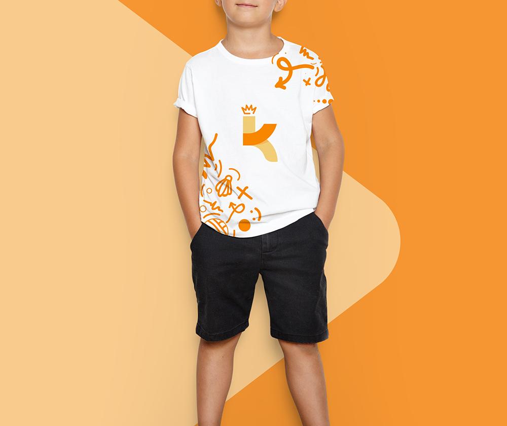 Tshirt brand design