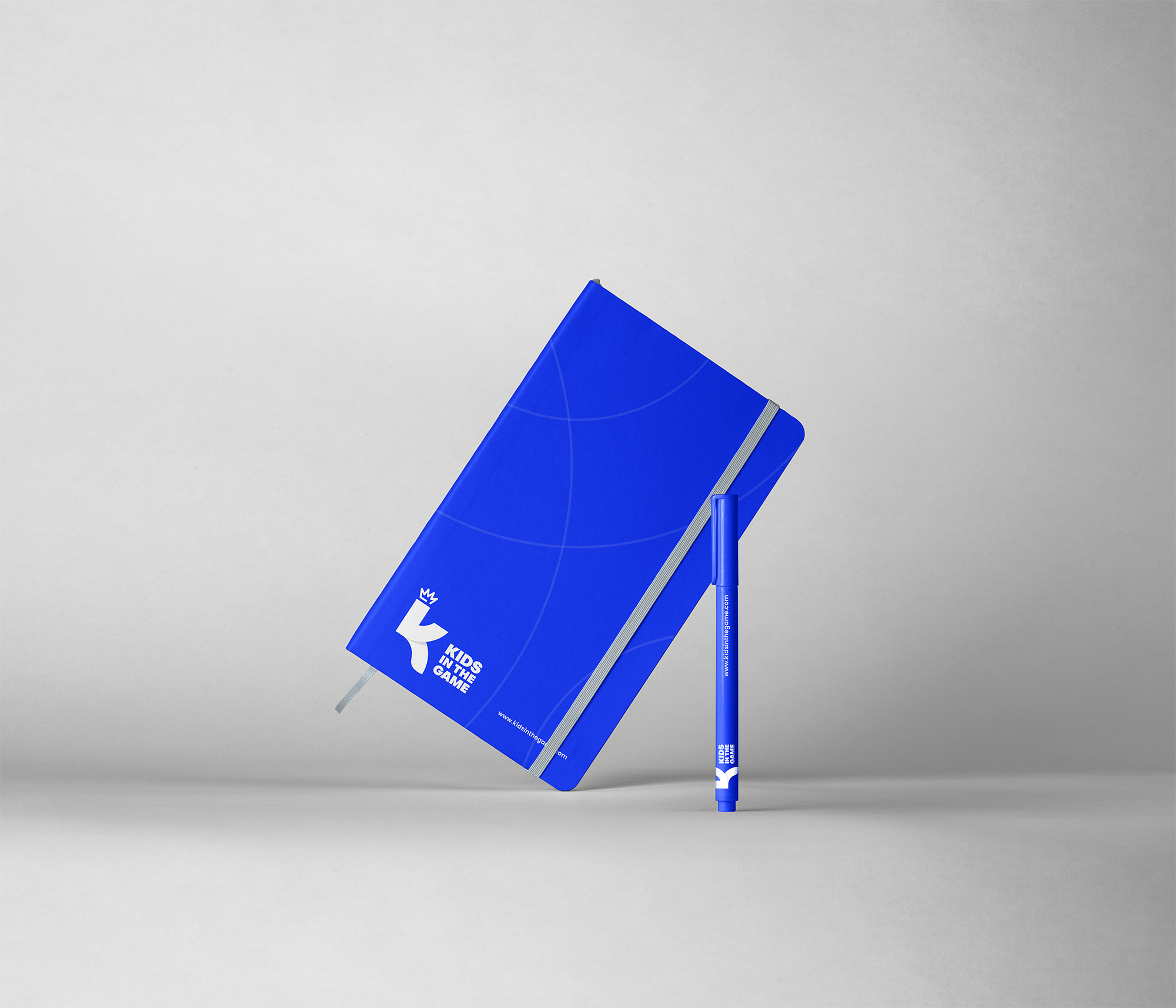 Branded notebook design
