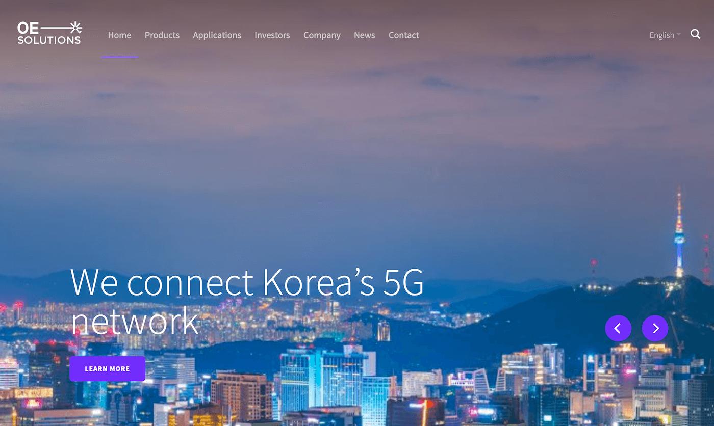 Technology Website Design in Atlanta